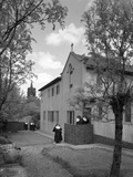 Sisters of Mercy Convent, Denaby Main, South Yorkshire, 1961