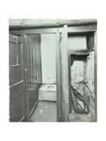 Outside Toilet, Belleville Road School, London, 1936