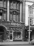 Suggs Sports Store, Paragon Street, Sheffield, South Yorkshire, 1967