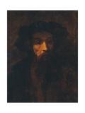 A Bearded Man in a Cap, (1657), 1903