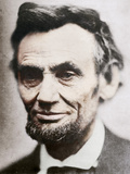 Last Photograph of Abraham Lincoln, (1809-1865), April 1865