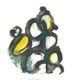 Linked Ovals I