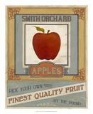 Vintage Produce Sign V