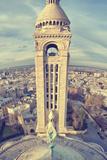 Church, Tower, Paris, France