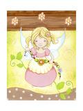 Fairy in my Garden