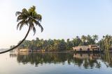 Traditional Houseboat, Kerala Backwaters, Alleppey, Kerala, India