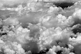 Aerial View of Clouds, Indonesia