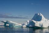 Norway. Svalbard. Hinlopenstretet Strait. Drift Ice