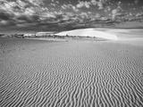 USA, New Mexico, White Sands National Monument. Desert Landscape