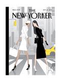 The New Yorker Cover - September 21, 2015