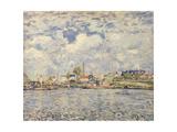 The Seine at Point du Jour, 1877