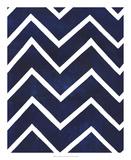 Indigo Pattern VI