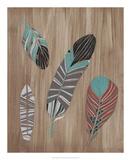 Driftwood Feathers II
