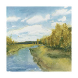 River Sketch I