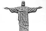 Cristo Redentor, Christ Redeemer, on Corcovado Mountain in Rio De Janeiro, Brazil