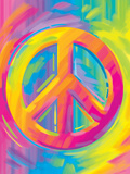 Brushstroke Peace