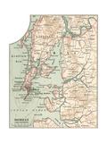 Map of Bombay (C. 1900), Maps