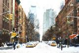 New York Winter Day