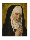 Mater Dolorosa (Sorrowing Virgin), 1480-1500