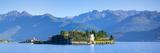 The Idyllic Isola Dei Pescatori and Isola Bella, Borromean Islands, Lake Maggiore, Piedmont, Italy
