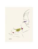 Untitled (Female Head), c. 1958