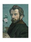 Self-Portrait, Emile Bernard.