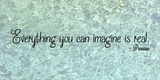 Everything You Can Imagine - Picasso