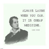 Laugh When You Can Quote