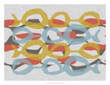 Mid Century Pattern I