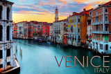 Venice, Italy - Canal View