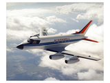 McDonnell 119 test flight