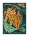 Three Bathers, 1913