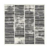 Stripe Block Prints I
