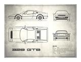 Ferrari 328-GTB White