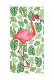 Tropical Flamingo I