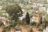Morocco, Chaouen. View of the Kasbah