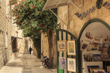 Street Scene, Old City, Jerusalem, UNESCO World Heritage Site, Israel, Middle East