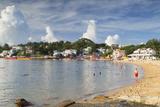Stanley Main Beach, Stanley, Hong Kong Island, Hong Kong, China, Asia