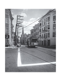 San Francisco Mason Street Cable Car