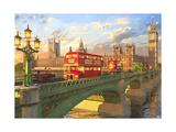 Westminster Bridge Buses