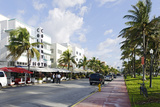 Art Deco Hotels, Ocean Drive, Miami South Beach, Art Deco District, Florida, Usa