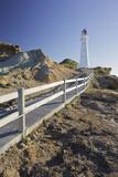 Castle Point Lighthouse, Wellington, North Island, New Zealand