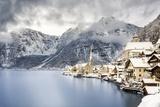 Hallstatt, Lake Hallstatt, Salzkammergut, Upper Austria, Austria, Europe