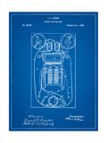T. A. Edison Vote Recorder Patent