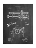 Edison Phonograph Patent
