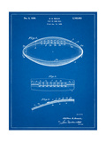 Football Game Ball Patent