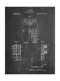 Football Pants Patent Print
