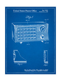 Vintage Table Radio Patent