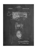 Thompson Submachine Gun Patent