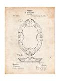 Dinner Platter Patent